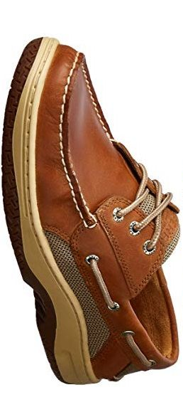 Billfish 3-Eye Boat Shoes