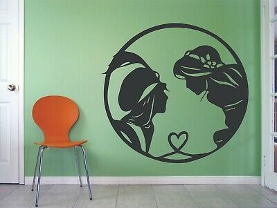 Details About Aladdin Princess Jasmine Disney Movie Wall Decals