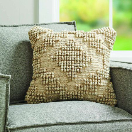 a9bc8bf6e1cba5755343caebfb51d099 - Better Homes And Gardens Aztec Cream Decorative Pillow