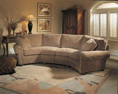 761 WEDGE SOFA by Michael Thomas Furniture | DhivarGor Family Room ...