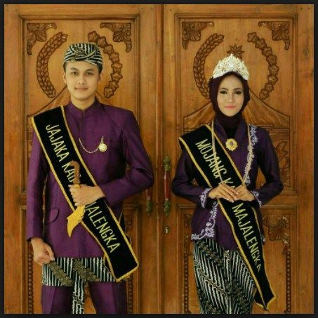 Pakaian Adat Sunda Jawa Barat Gambar Dan Penjelasannya Lengkap Di 2020 Pakaian Model Pakaian Baju Pengantin