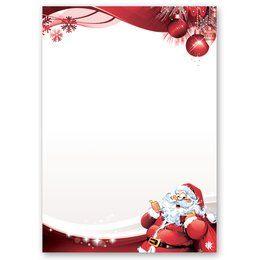 Briefpapier Brief An Den Weihnachtsmann Briefpapier Weihnachten Brief Vom Weihnachtsmann Weihnachtsbuchstaben