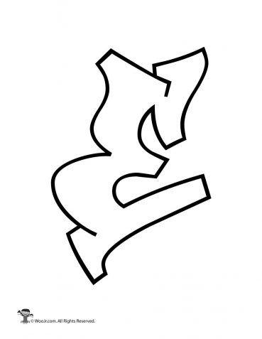 Graffiti Capital Letter E In 2020 Graffiti Lettering Graffiti