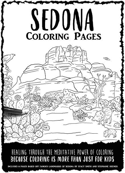 Sedona Coloring Pages Google Search Coloring Pages Color Sedona