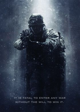 Call Of Duty Tagline Metal Posters Call Of Duty Poster Making