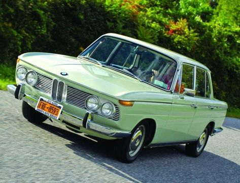 First in Class – 1967 BMW 2000