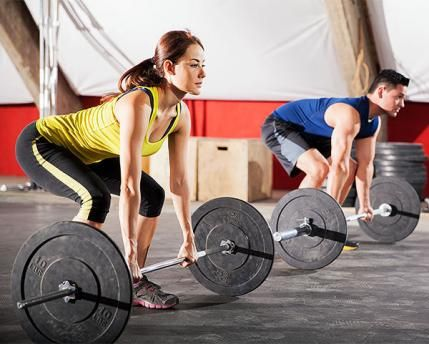 You May Have to Do AMRAP, But Rushing Through Your CrossFit WOD Causes More Harm THan Good