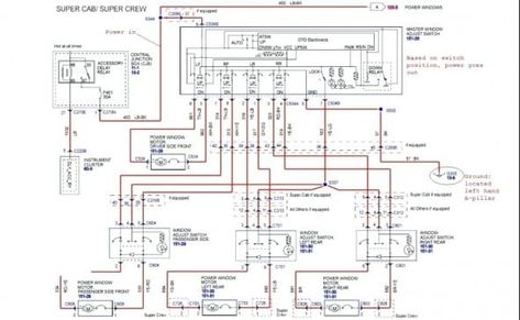 1997 ford expedition wiring diagram 1997 ford expedition eddie bauer radio wiring diagram di 2020  1997 ford expedition eddie bauer radio