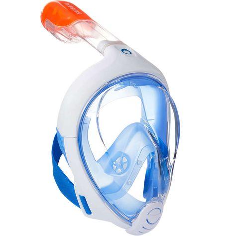 Maska Powierzchniowa Do Snorkelingu Easybreath Full Face Snorkel Mask Snorkel Mask Snorkeling