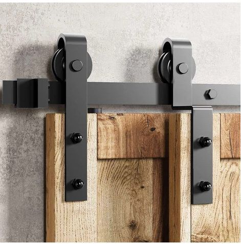 Pin On Bypass Barn Door Hardware