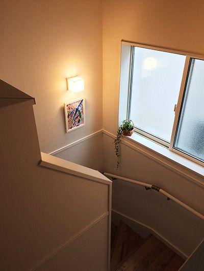 Web内覧会 階段 子どもの小さなギャラリー インテリア 家具