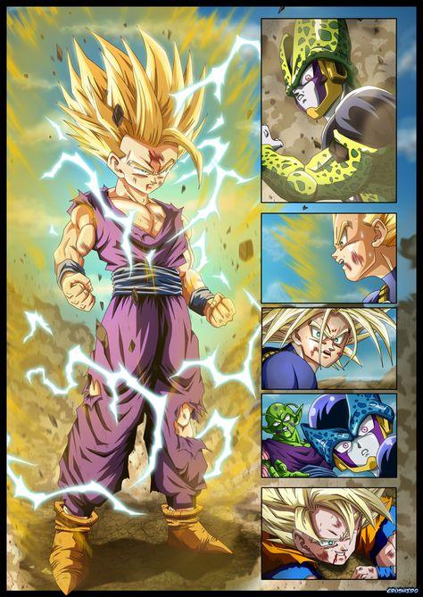 Gamekyo : Blog : UP Dragon Ball SUPER annonce en Manga!!!!