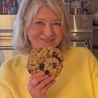 Martha Stewart S Giant Kitchen Sink Cookies Recipe Yummly Recipe In 2020 Kitchen Sink Cookies Kitchen Sink Cookies Recipe Martha Stewart Recipes