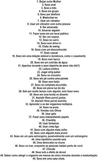 Luciano Figueira 50 Coisas Para Fazer Antes De Morrer Para