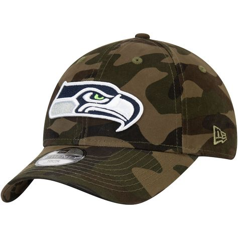 2018 shoes look good shoes sale the best attitude Youth New Era Camo Seattle Seahawks Core Classic Woodland Camo ...