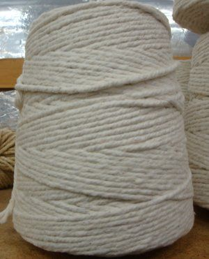 Mop cord for rugs, $3.80 per pound