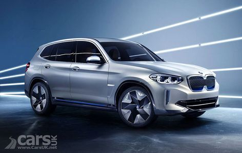 Electric 2020 Bmw Ix3 74kwh Battery And 273 Mile Range With Images Bmw Electricity Cars Uk
