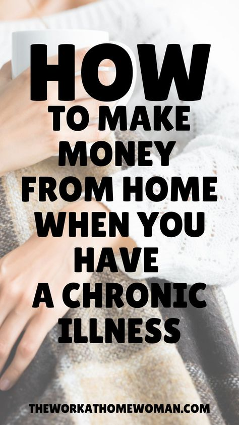 Best Work-at-Home Jobs for People with Chronic Illnesses