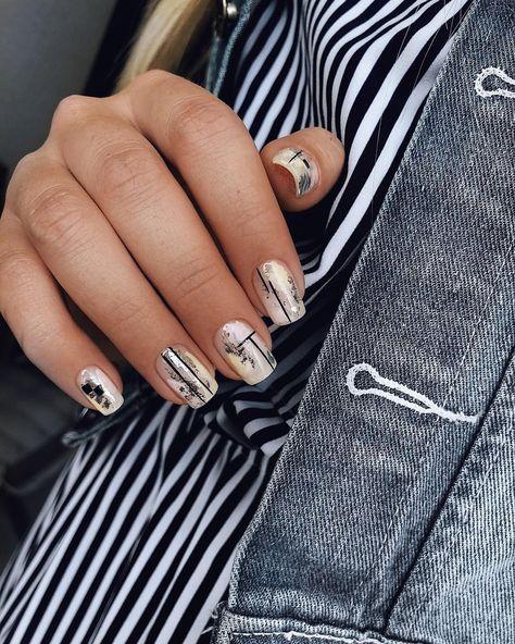 Запись на маникюр в Direct 📩WhatsApp 89155828576 ✅ ____________________________ #гельлак #маникюр #дизайнногтей #идеи #дизайн #ногти…