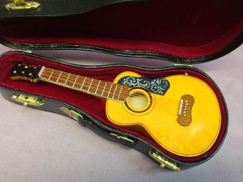 Guitar Music Box
