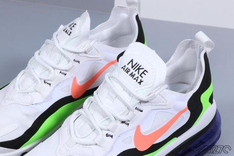 Nike Air Max 270 x React Element 87 WhiteVolt   Air max 270