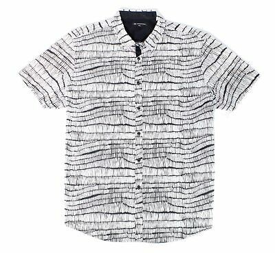 T-Shirts for Men Polo Front Printing of Short Sleeve XL