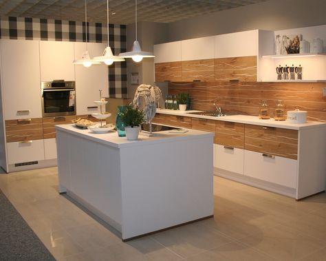 Bildergebnis für hellgraue küche mit weißer arbeitsplatte Küche - Led Einbauleuchten Küche