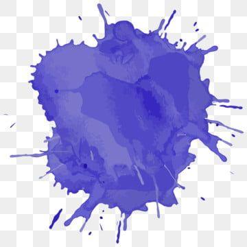 Blue Color Splash Vector Splash Color Splash Vector Png And Vector With Transparent Background For Free Download Color Splash Fantasy Background Geometric Background