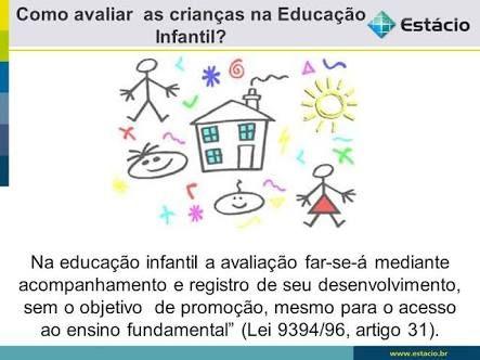 Resultado De Imagem Para Avaliacao Na Educacao Infantil Como Fazer