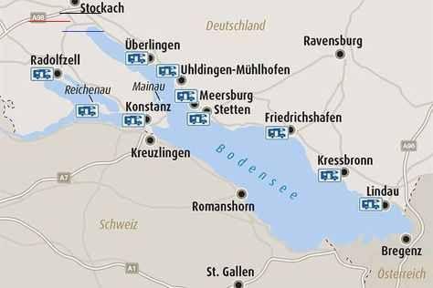 Stellplatz Tipps Am Bodensee Campen An Der Deutschen Seite Des Bodensees Camper Zwischen Den Inseln Reichenau Mainau In 2020 Camping Hacks Camping Holiday Lake