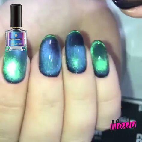🔥This nail polish is magic ! 😱