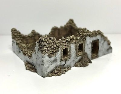 15mm Wargame Buildings 15mm Wargame Scenery 15mm Terrain Flames Of War Ebay Flames Terrain Scenery