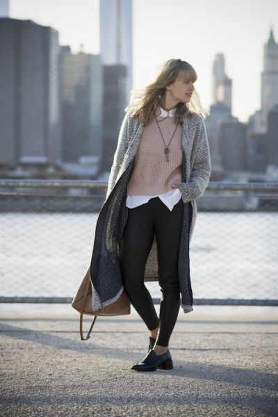 oxford shoes outfit, Black oxfords outfit