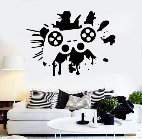 Gaming Wall Vinyl Decal — Page 3 — Wallstickers4you