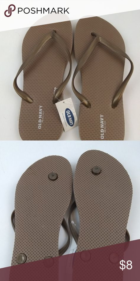 Old Navy Classic Thong Sandals Women Brown Shoes C New with tags old navy thong sandles ships fast usually the same day Old Navy Shoes Sandals