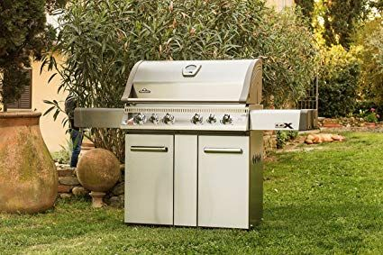 Napoleon Lex605rsbinss Natural Gas Review Gas Grills Gas Grill Reviews Propane Smokers Barbecue Grill