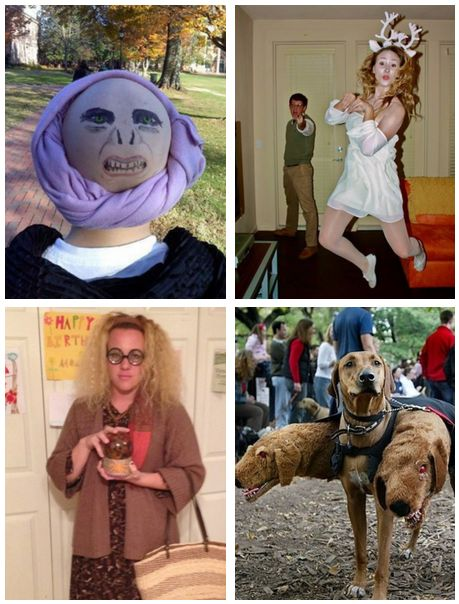 10 Harry Potter Costumes That Will Make You The Queen Of Halloween