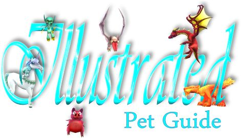 Illustrated Wizard101 Pets and Locations Guide - Wizard101