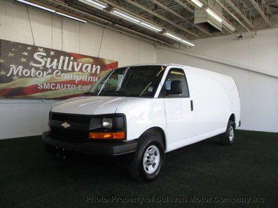 2011 Chevrolet Express Cargo Van Chevrolet Cargo Van Motor Company