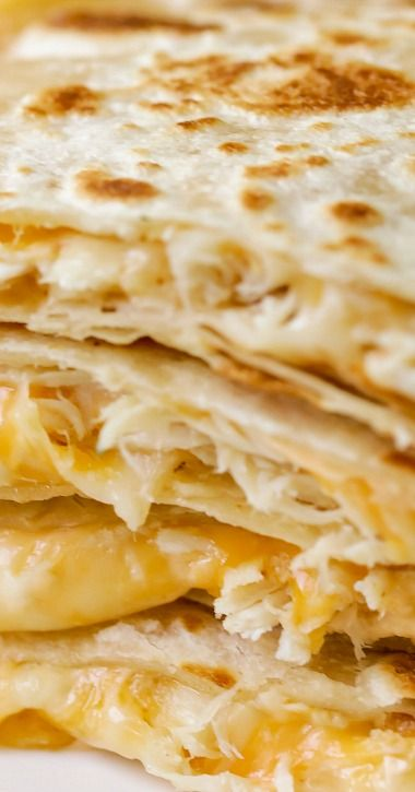 Chicken Quesadilla Recipe Chicken Quesadillas Quesadilla