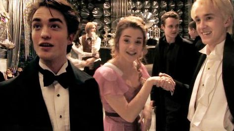 HARRY POTTER AND THE GOBLET OF FIRE   BEHIND THE SCENES
