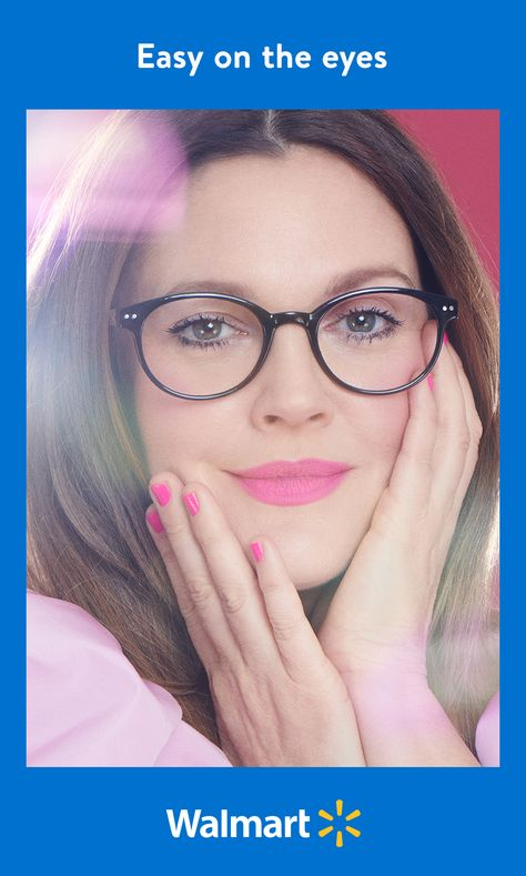 Exude effortless style with Drew Barrymore's FLOWER blue light- blocking glasses. These Walmart-exclusives are super stylish  can reduce the harmful effects of excessive screen time.