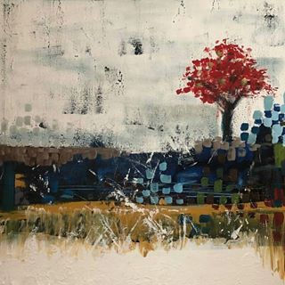 Pin By Art Feature Magazine Expo Gl On Abstract Painting Tree Art Abstract Painting Art