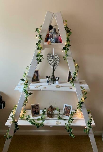 Handmade Wedding Step Ladder Effect Shelfs In Bradley Stoke Bristol Gumtree Step Ladders Wedding Decorations Handmade Wedding