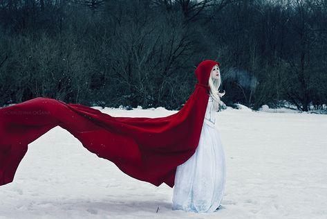 Red Riding Hood by GarnetTilAlexandros on DeviantArt