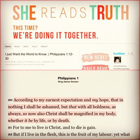 Awesome Daily Devotional for women! Follow along with YouVersion. https://www.youversion.com/mobile