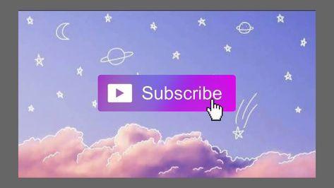4 Cute Intro Templates No Text Free Youtube Desain Banner Desain Quilling Kreatif
