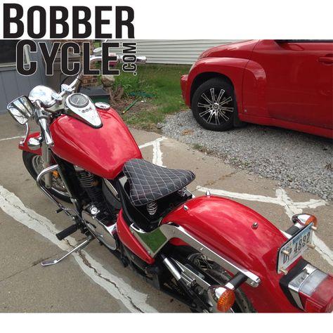 Kawasaki Vn 800 Bobber Seat | 1stmotorxstyle org