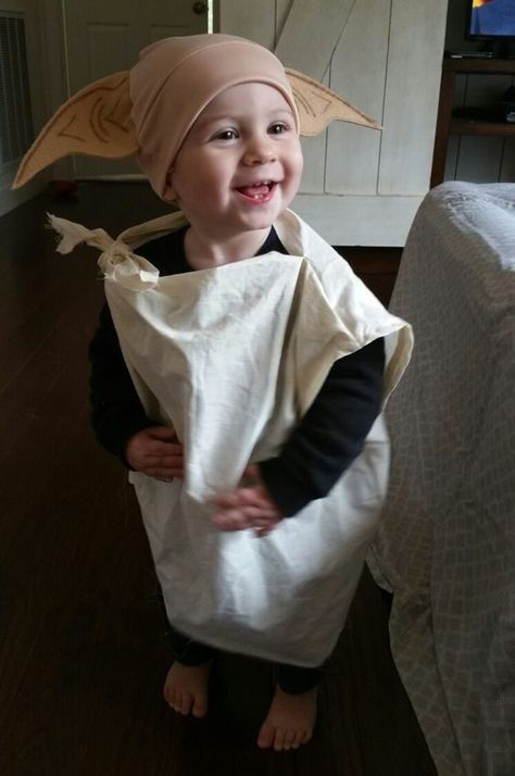 Pin By Karrie On Fasching Dobby Harry Potter Dobby Costume Harry Potter Costume