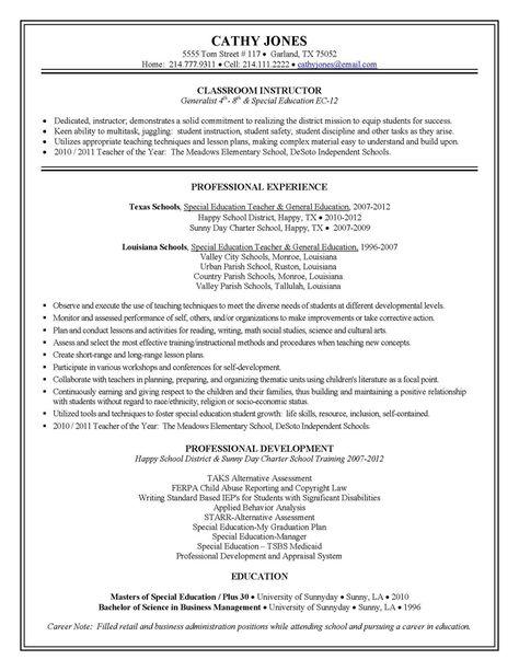 Substitute Teacher Resume Best Template Collection u4zxtTgh - resume valley